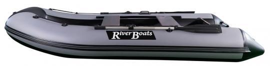 Лодка ПВХ River Boats 300 НДНД