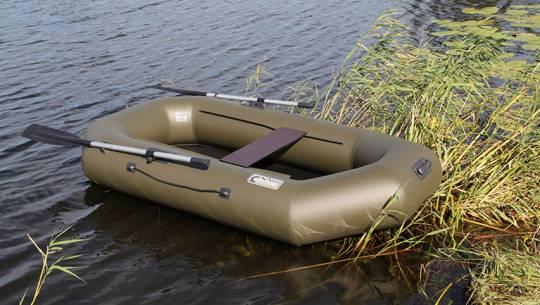 Лодка ПВХ Pelican Гринда 230