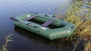 Лодка ПВХ Pelican Гринда 250 гребная