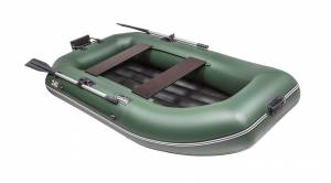 Лодка ПВХ Pelican Гавиал 240 нтнд