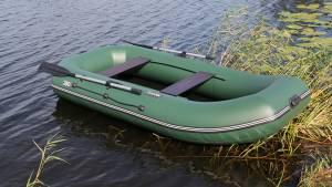 Лодка ПВХ Pelican Гавиал 280 нд