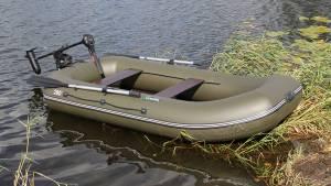 Лодка ПВХ Pelican Гавиал 280 нтнд
