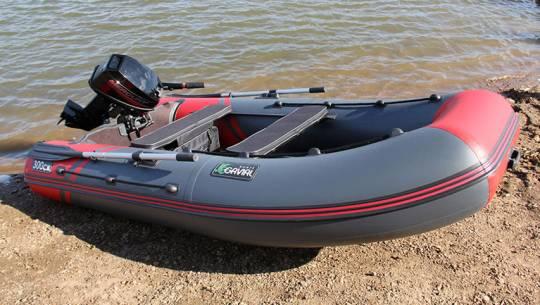 Лодка ПВХ Pelican Гавиал 300 ск