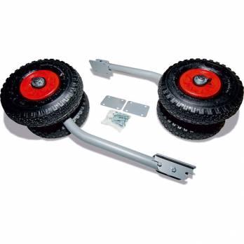 Стальные транцевые колеса двойные (откидные)