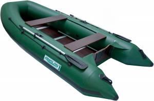 Лодка ПВХ Omolon 320 DP