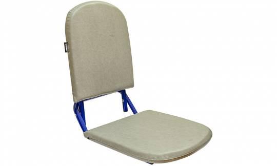 Раскладное кресло в лодку ПВХ (с поворотным механизмом)