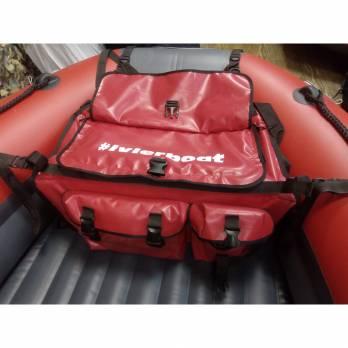 Носовая сумка-рундук с карманами (102 л)