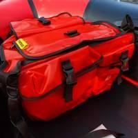 Носовая сумка-рундук с карманами (один отсек, 82 л)