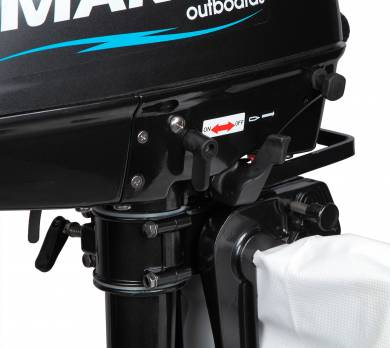 Мотор Marlin MP 4 ABHS