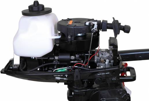 Мотор Marlin MP 5 ABHS