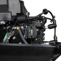 Мотор Marlin MP 9.9 AMHS