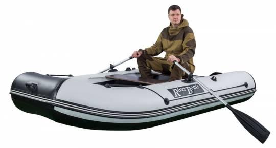 Лодка ПВХ River Boats 330 НДНД