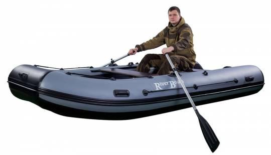 Лодка ПВХ River Boats 370 НДНД