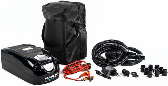 Электрический насос Marlin GP-80 D (встроенный аккумулятор)