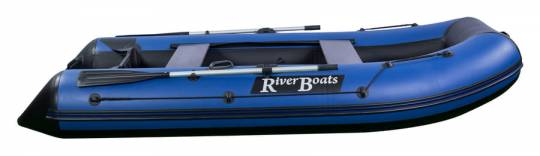 Лодка ПВХ River Boats 370