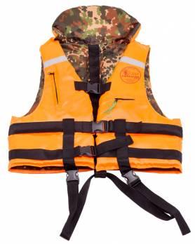 Взрослый спасательный жилет до 80 кг