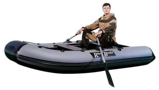 Лодка ПВХ River Boats 410 НДНД