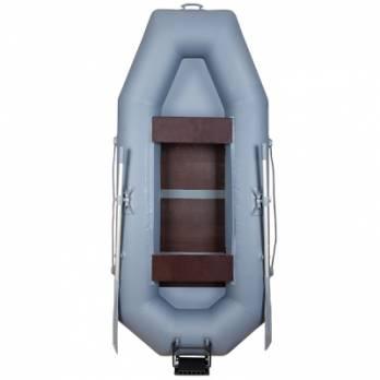Лодка ПВХ Лагуна 260 транец + слань