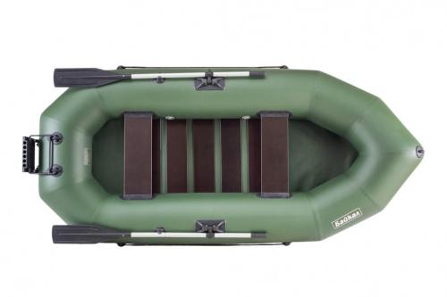Лодка ПВХ Байкал 260 РС ТР