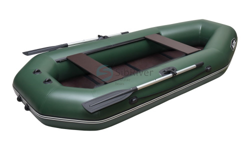 Лодка ПВХ SibRiver Агул-255+слань