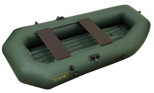 Лодка ПВХ Камыш 2500 НДНД