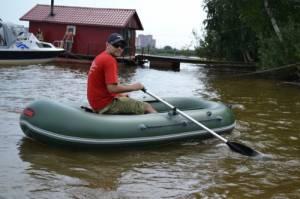 Лодка ПВХ TUZ-280 пайол