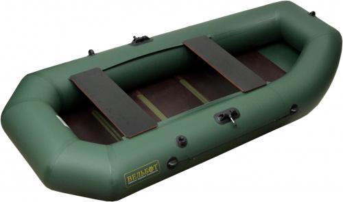 Лодка ПВХ Камыш 2700 со складной сланью