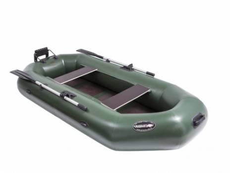 Лодка ПВХ Пиранья 2М SL ТR