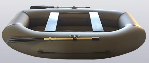 Лодка ПВХ Big Boat Яр 260 НД