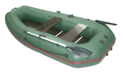 Лодка ПВХ МУРЕНА 270 пайол