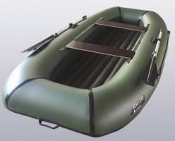Лодка ПВХ Big Boat Яр 310 НД
