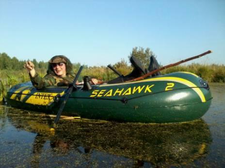 Лодка ПВХ Морской орел-2