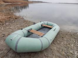 Лодка Резиновая Лисичанка Язь-2