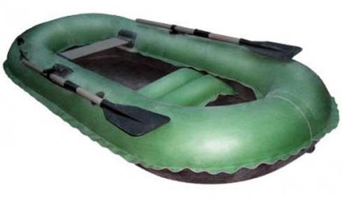Лодка Резиновая Нырок 2-02