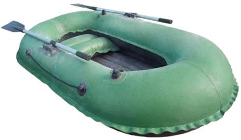 Лодка Резиновая Нырок 1-04