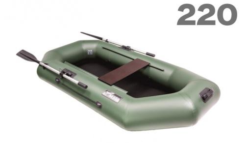 Лодка ПВХ Акула 220