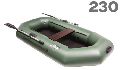 Лодка ПВХ Акула 230