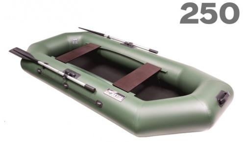 Лодка ПВХ Акула 250
