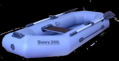Лодка ПВХ ВОЛГА 200 (подвижное сиденье)