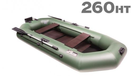 Лодка ПВХ Акула 260НТ