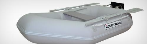 Лодка ПВХ Golfstream SIMPLE DD250(А)