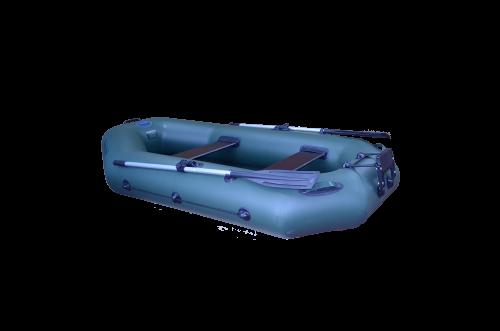 Лодка ПВХ ВОЛГА 250 (стационарное сиденье)