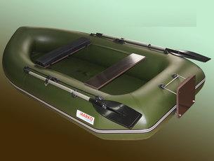 Лодка ПВХ Marko Boats БАРРАКУДА B-280