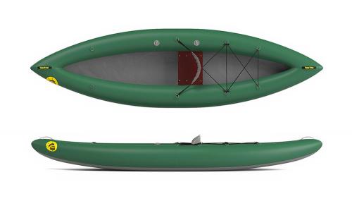 Лодка Пакрафт ЩУКАРЬ — 310