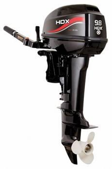 Мотор HDX R series T 9.8 BMS