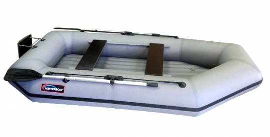 Лодка ПВХ Хантер 280 ТН (НДНД)
