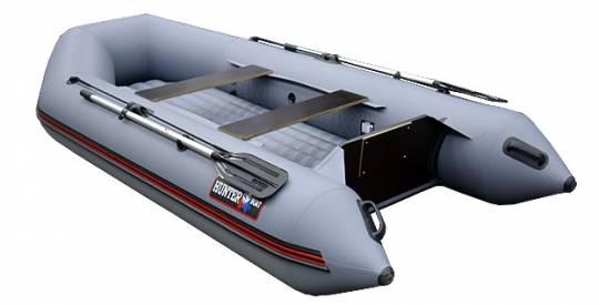 Лодка ПВХ Хантер 320 ЛН