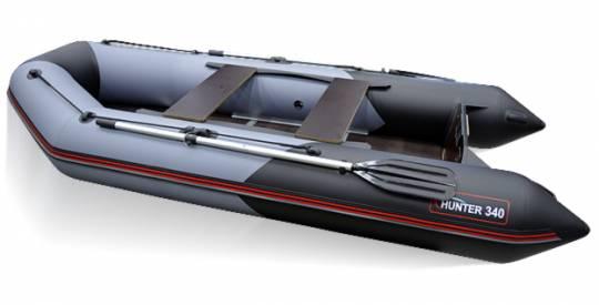Лодка ПВХ Хантер 340