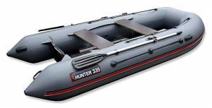 Лодка  ПВХ Хантер 335
