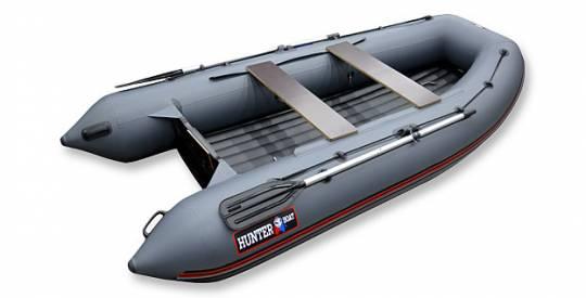 Лодка Хантер 330 А